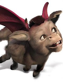 shrek donkey dragon baby - Shrek Ane