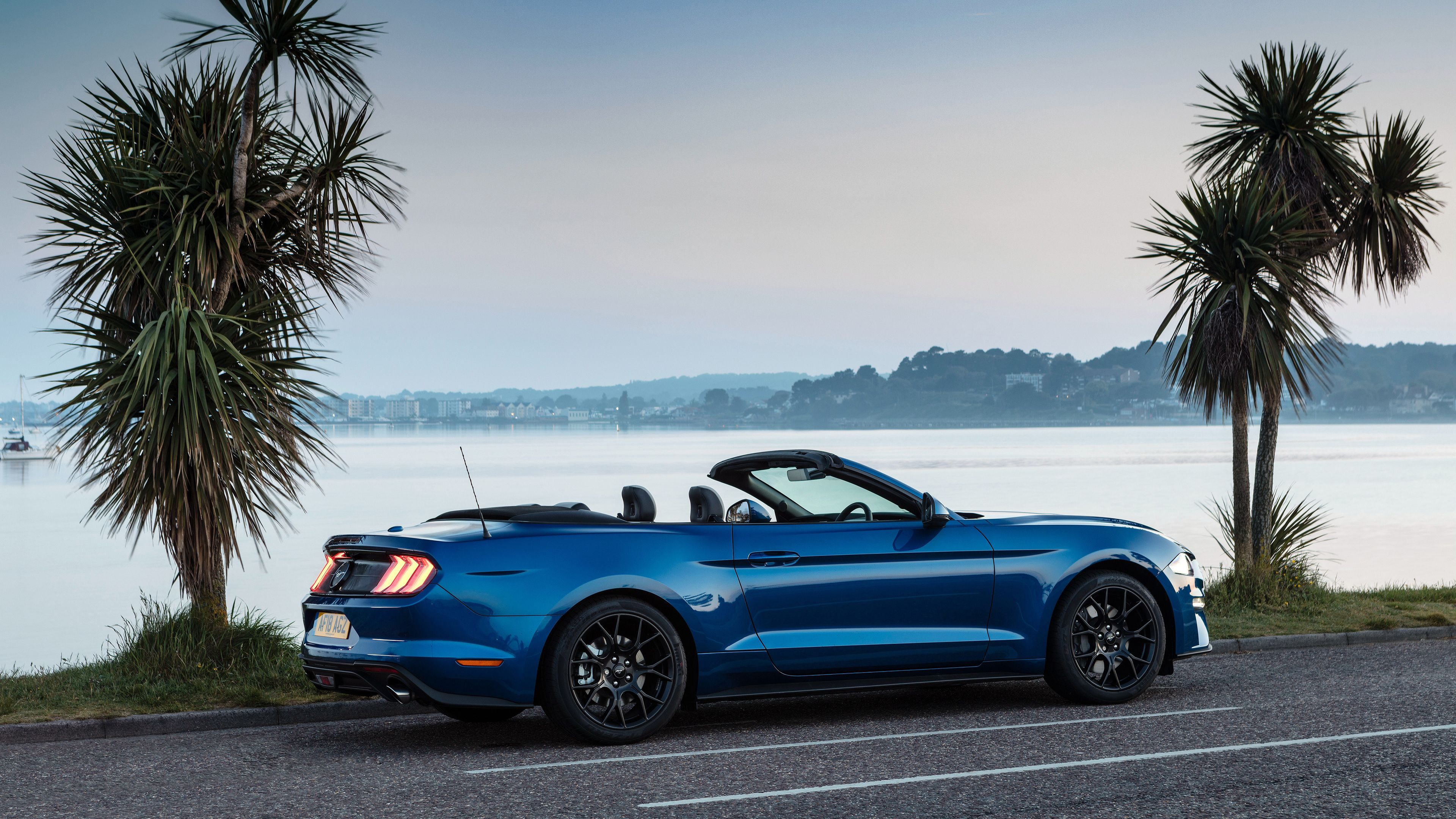 Ford Mustang Ecoboost Convertible 2018 Mustang Wallpapers Hd
