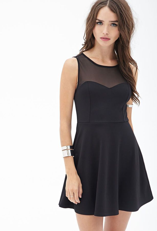 Pin by Lookastic on Skater Dresses  f988148bc
