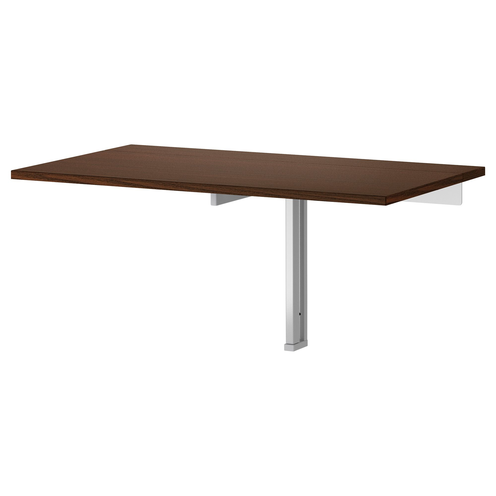 Ikea bjursta tavolo ribaltabile da parete quando il prodotto ripiegato diventa una - Tavolo bjursta ikea ...