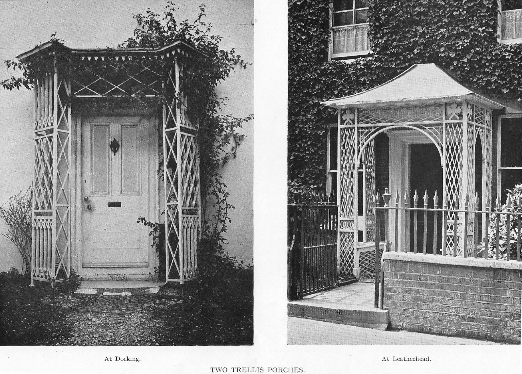 Gartenarchitekt England Late Georgian Porches England Architecture The British Isles