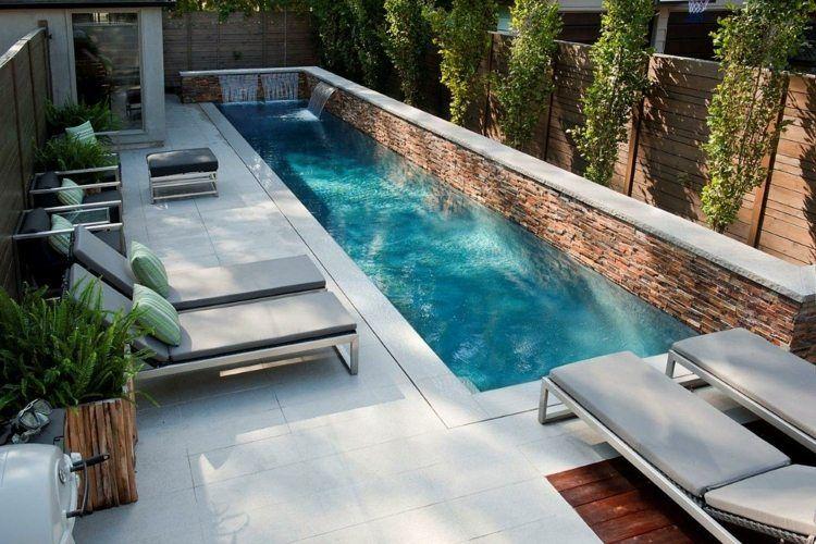 Piscine Dans Petit Jardin piscine pour petit jardin – 20 designs contemporains et peu