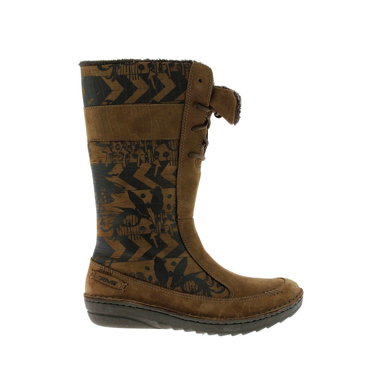 8313e6d6af2591 Teva Kiru Boot Print (4058W)