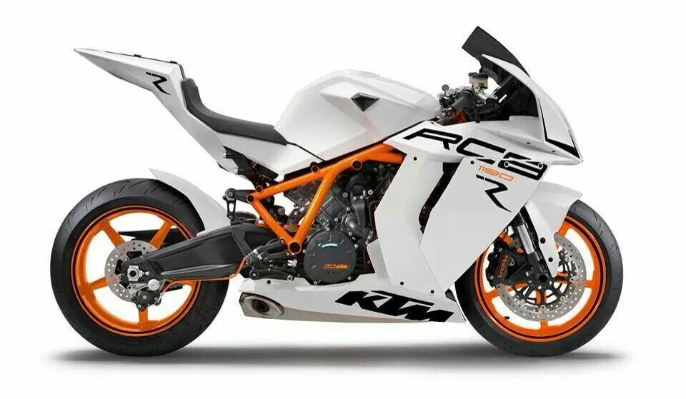 Close to all white rc8 Ktm rc8, Super bikes, Motorcycle bike
