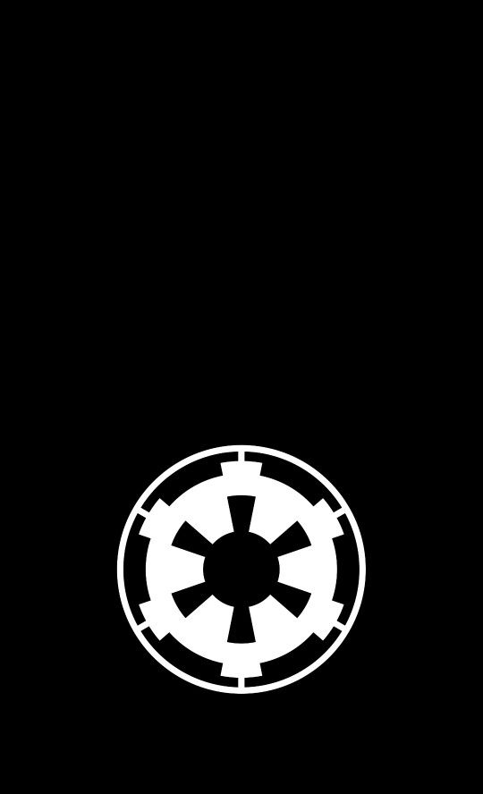 Galactic Empire Phone Wallpaper Galactic Empire Star Wars Wallpaper Empire Logo