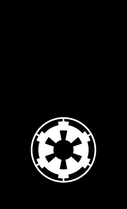 Galactic Empire Phone Wallpaper Galactic Empire Star Wars Wallpaper Empire Logo