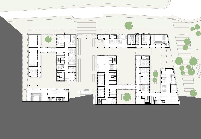 Gallery Of Gokceada High School Campus Pab Architects 26