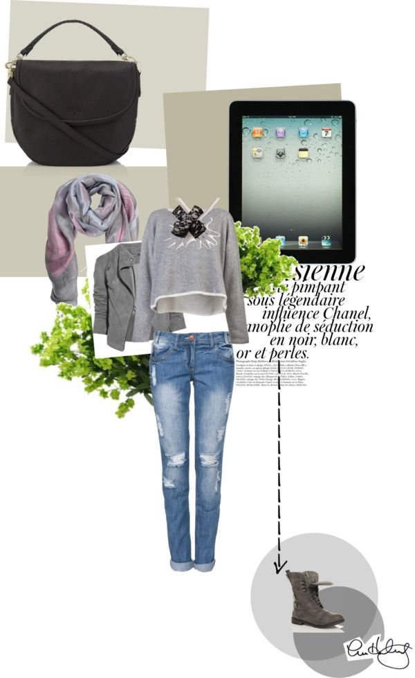 """casual chic"" by adele168 on Polyvore"