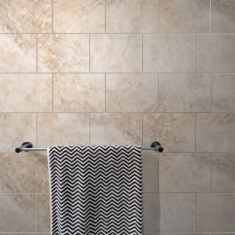 Style Selections Mesa Beige Porcelain Floor And Wall Tile Common