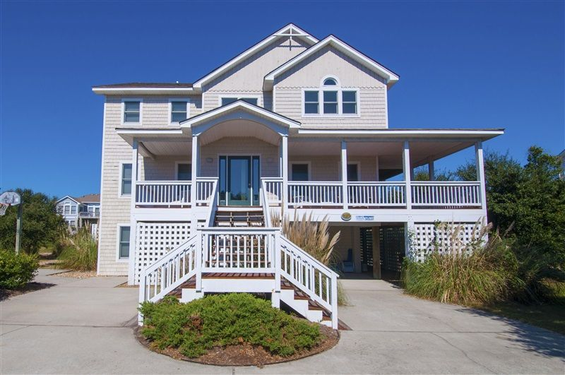 DUNE FINE 339 l Duck NC Outer Banks Vacation Rental Home l