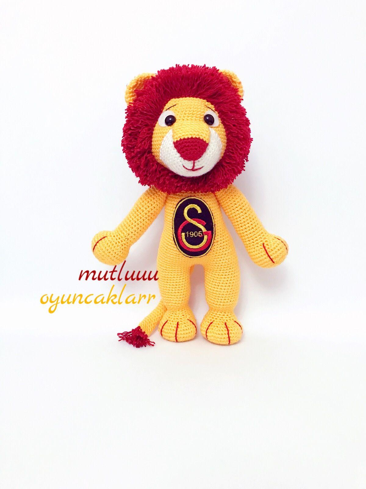 Amigurumi Aslan Yapımı | Amigurumi, Amigurumi oyuncak bebek, Aslan | 1600x1200