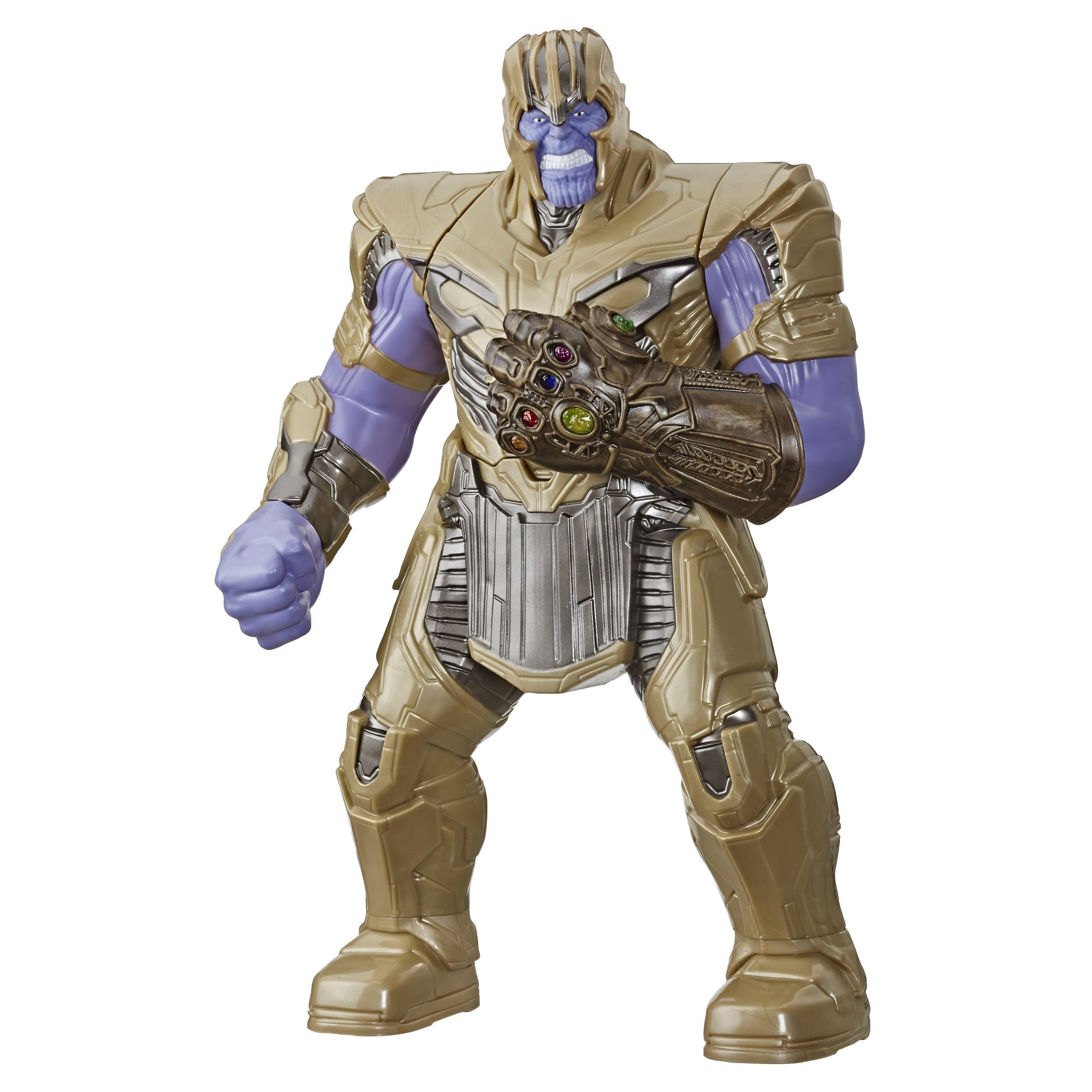 Marvel Avengers Endgame Power Punch 13 75 In Thanos 20 Sounds Walmart Com In 2020 Avengers Marvel Figure Marvel For a captain america costume, you'd just have to look at posters or comic books for reference on you can find a mator costume in many stores. marvel avengers endgame power punch 13