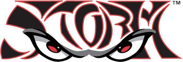 Lake Elsinore Storm Full Logo Padres Lake Elsinore Storm Lake Elsinore Baseball Teams Logo