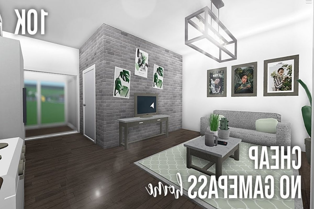 Cozy Living Room Ideas Bloxburg Wowhomy