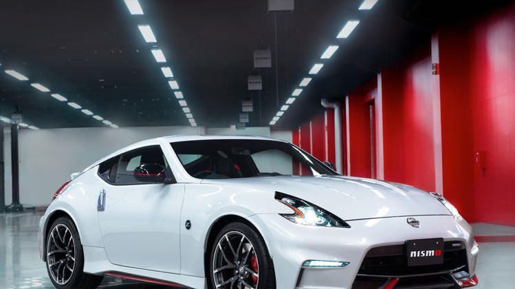 New Cars Used Cars For Sale Car Reviews And Car News Nissan 370z Nismo 2015 Nissan 370z Nismo 370z Nismo