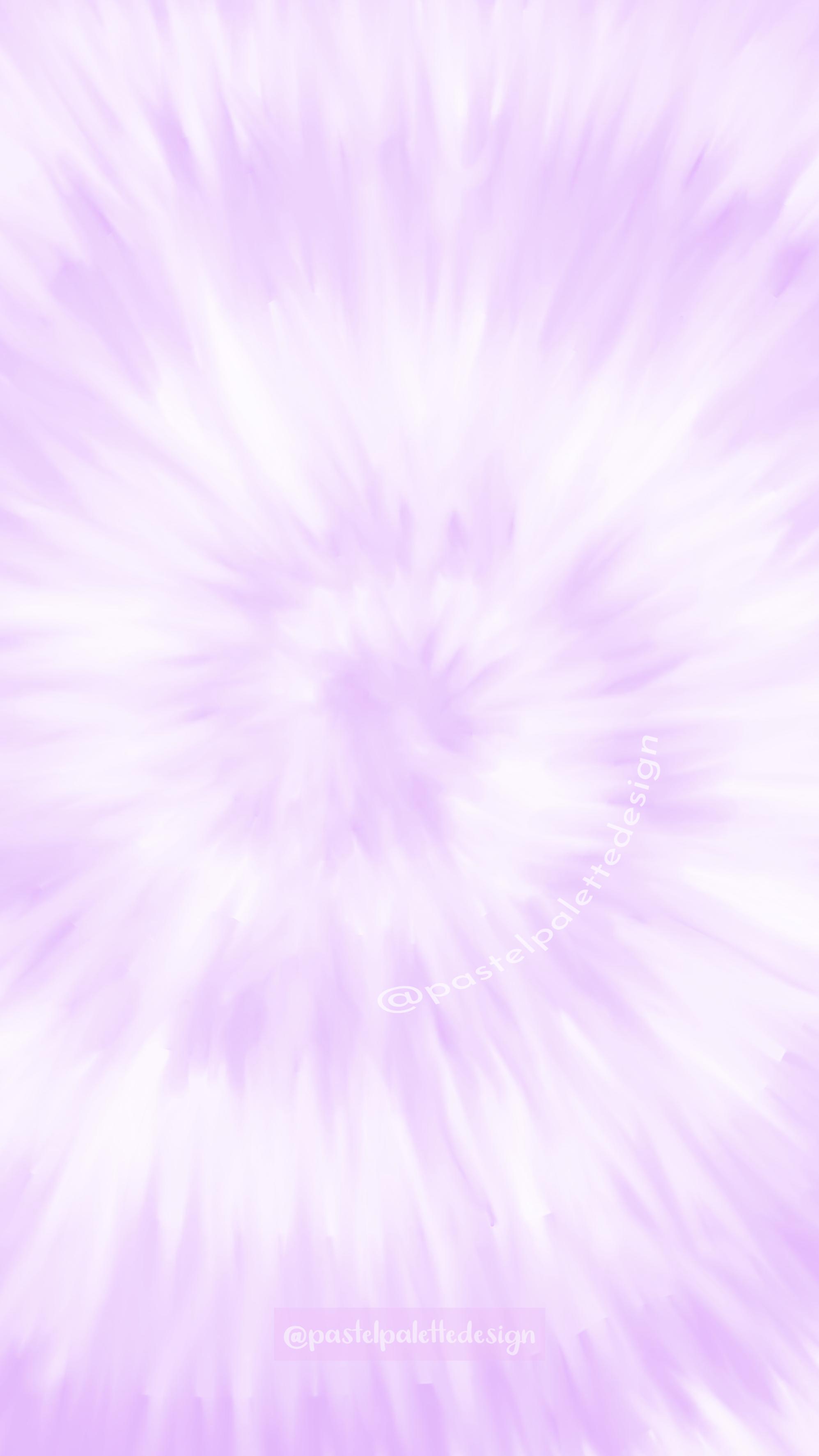 'Purple tie dye wallpaper' iPhone Case by PastelPaletteD