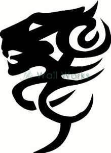 a2b0f1baa9630 Tribal Jaguar-a jaguar represents speed, agility, and power. | Body ...