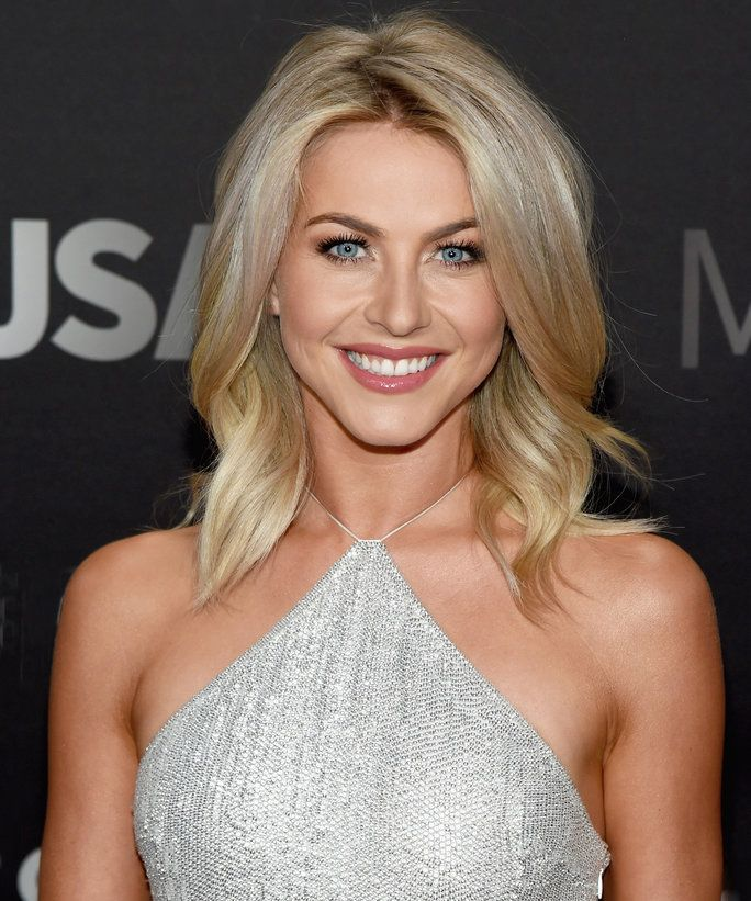 Did Julianne Hough Have Her Best Hair Day EVER?