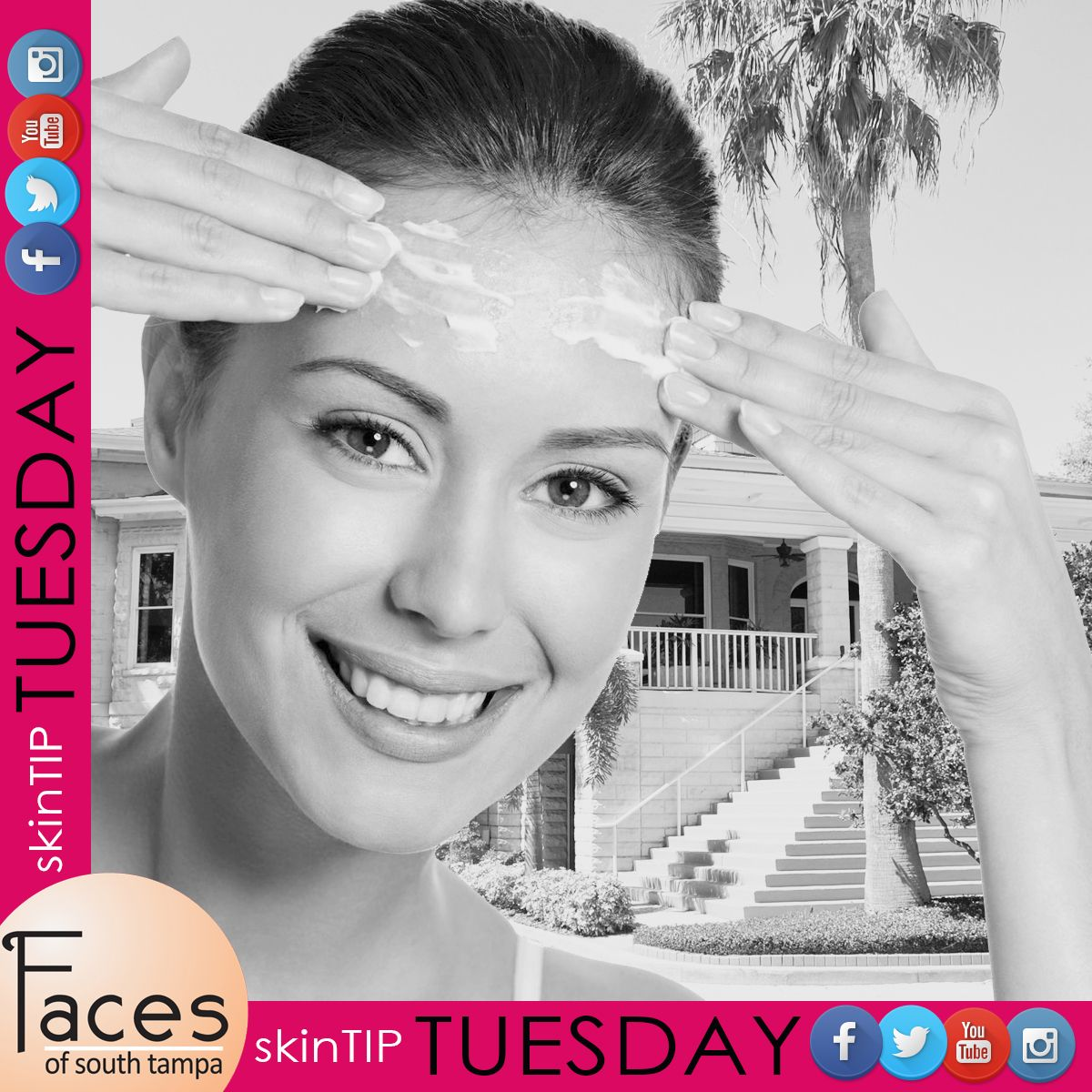 Pin on Skin Tip Tuesdays from Faces of South Tampa