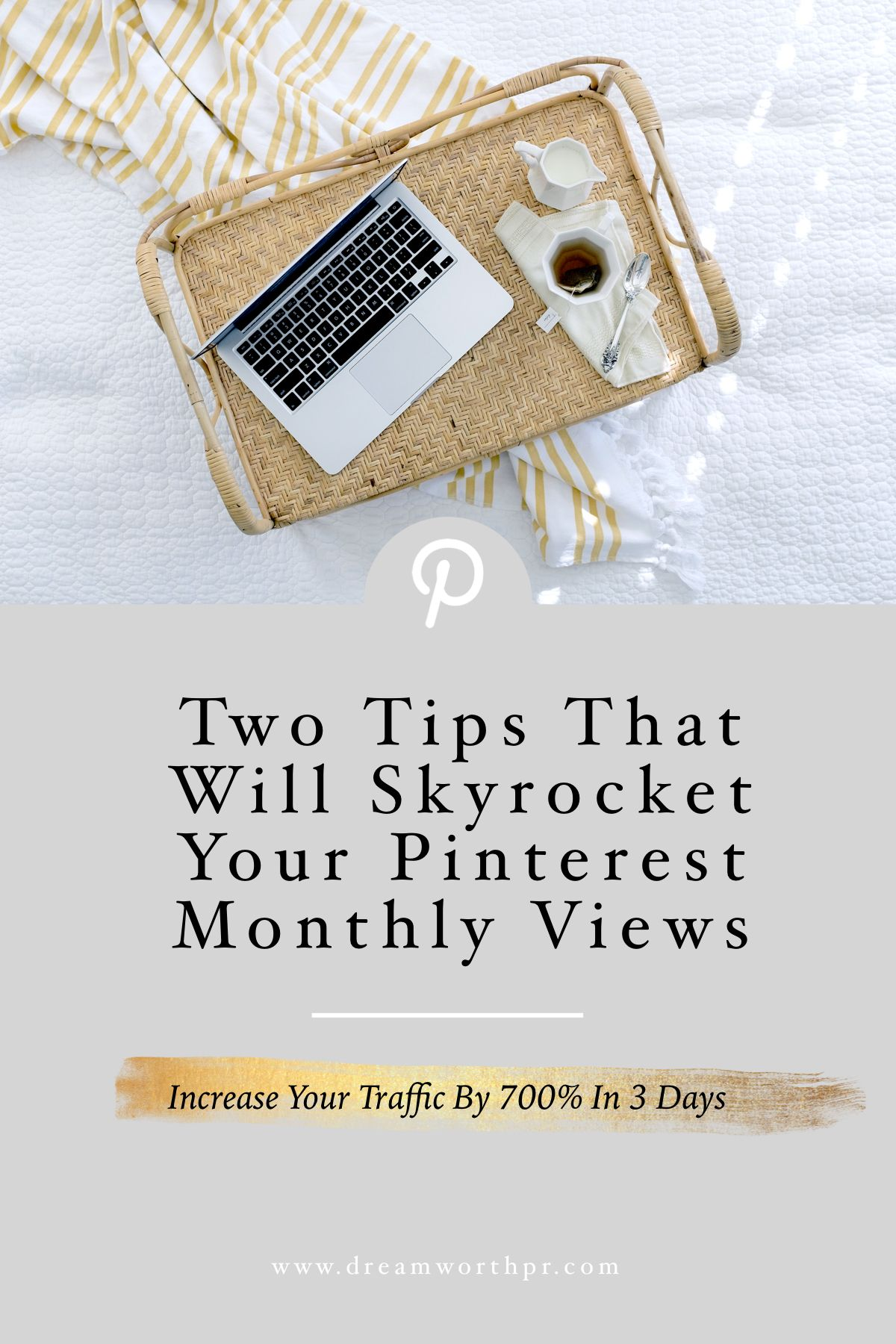 How I Increased My Pinterest Traffic By 700 In 3 Days