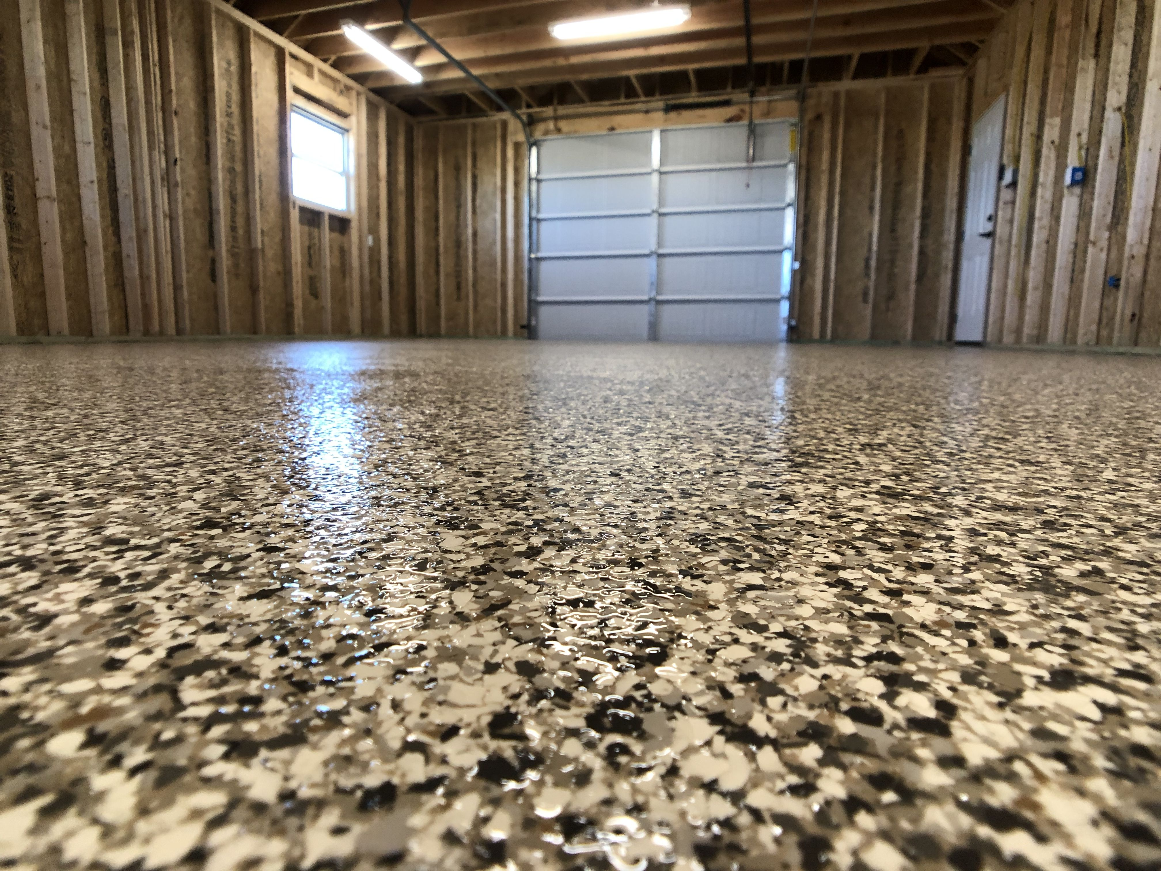 Garage Floor Coating Epoxy Flake Coating Patios Concrete Garage Floor Epoxy Garage Floor Coatings Floor Coating