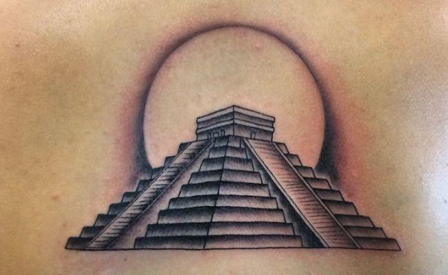 40023db69da9a 5 Astonishing Aztec Tattoo Designs For Women   Aztec Culture Tattoos ...