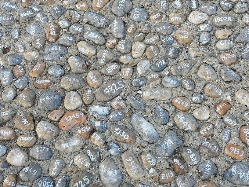 Folk Stones - Mark Wallinger for Folkestone Triennial 2008 ...