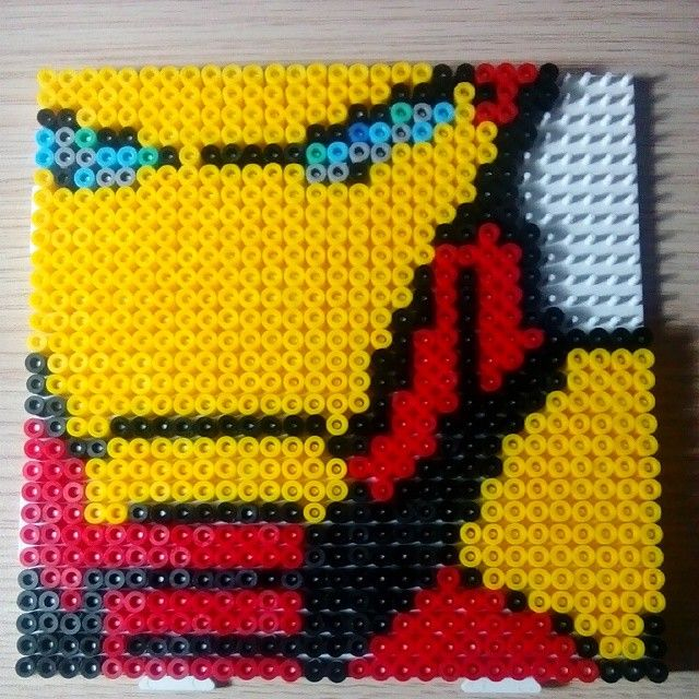 Instagram Photo By Manualidadesvictoria Victoria Via Iconosquare Perler Bead Art Diy Perler Beads Pearler Bead Patterns