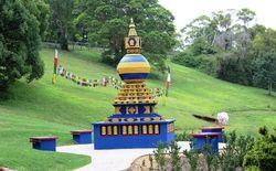 Kalachakra Stupa - Byron HInterland