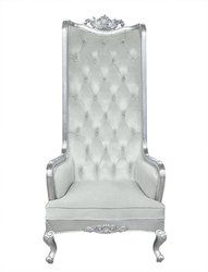 High Back Chair King Throne Snow White Chair High Back Chairs Chairs For Sale