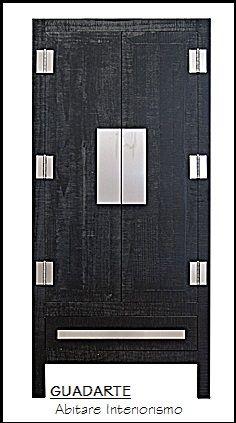 Abitare Interiorismo / Guadarte // Ventas  /  105 x 40 x 220