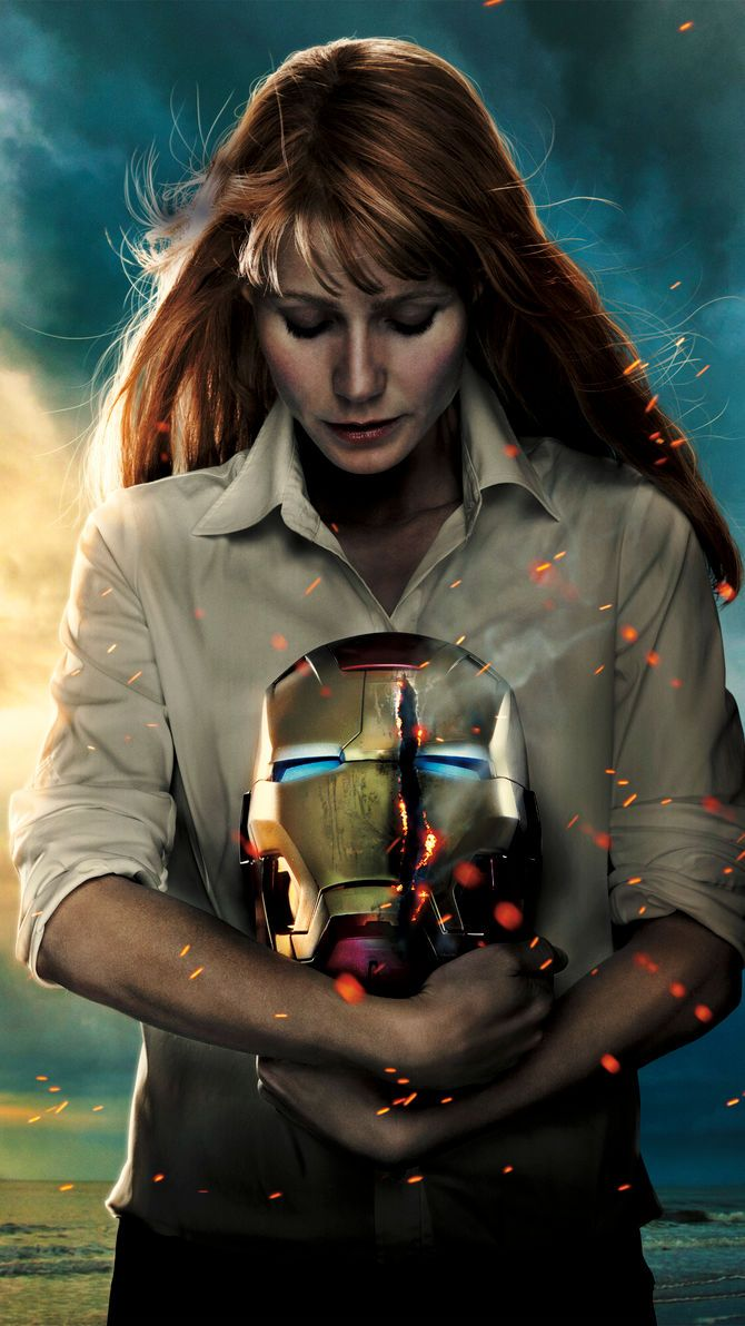 Iron Man 3 (2013) Phone Wallpaper