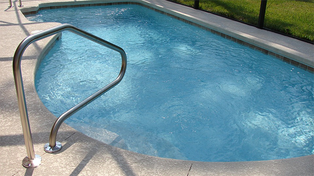 How Much Does A Swimming Pool Cost Swimming Pool Remodeling Pool Remodel Fiberglass Swimming Pools