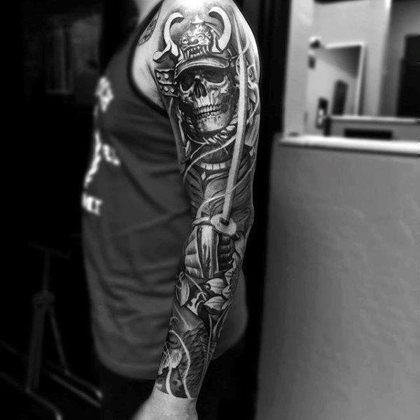 Black Grey Sleeve Tattoo Ideas: Pin On Japanese Tattoo Ideas