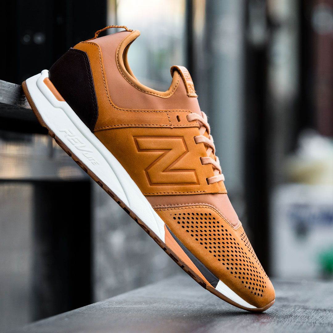 New Balance Creates The Perfect 24 7 Companion With New 247 Luxe Model Highsnobiety New Balance Sneakers Men Sneakers Fashion
