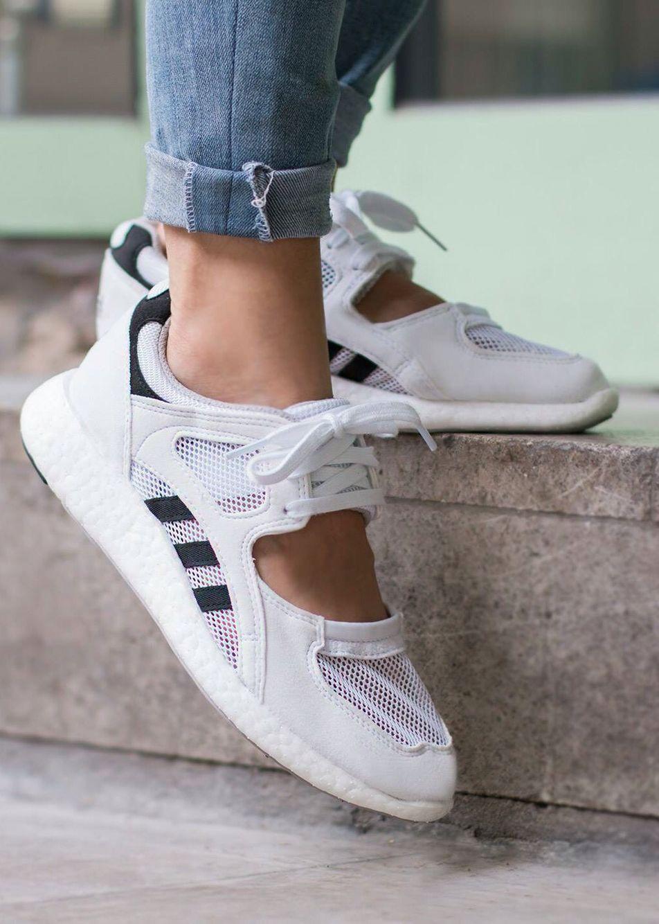 Adidas Eqt Racing Blanc