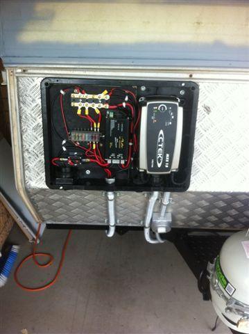 images of DIY 12 volt control panellfor camper trailerss Google