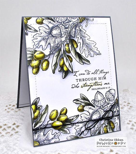 Poppy Cards, Cards Handmade, Scrapbook Cards