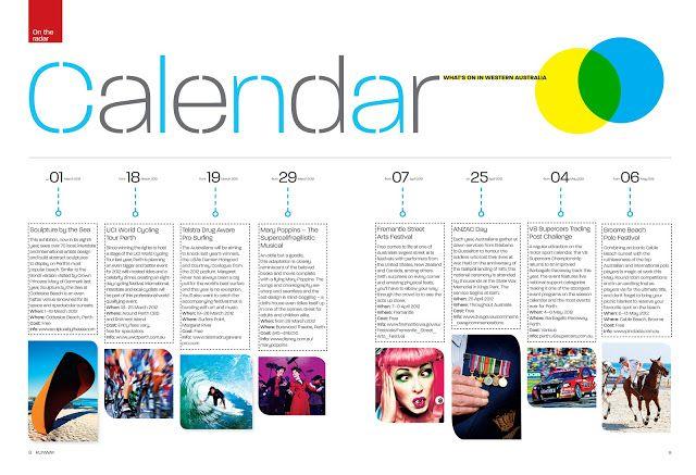 Editorial Calendar Design : Calendar design tampa bay parenting pinterest