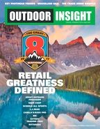 Outdoor Insight magazine  -- sporting goods // Retail