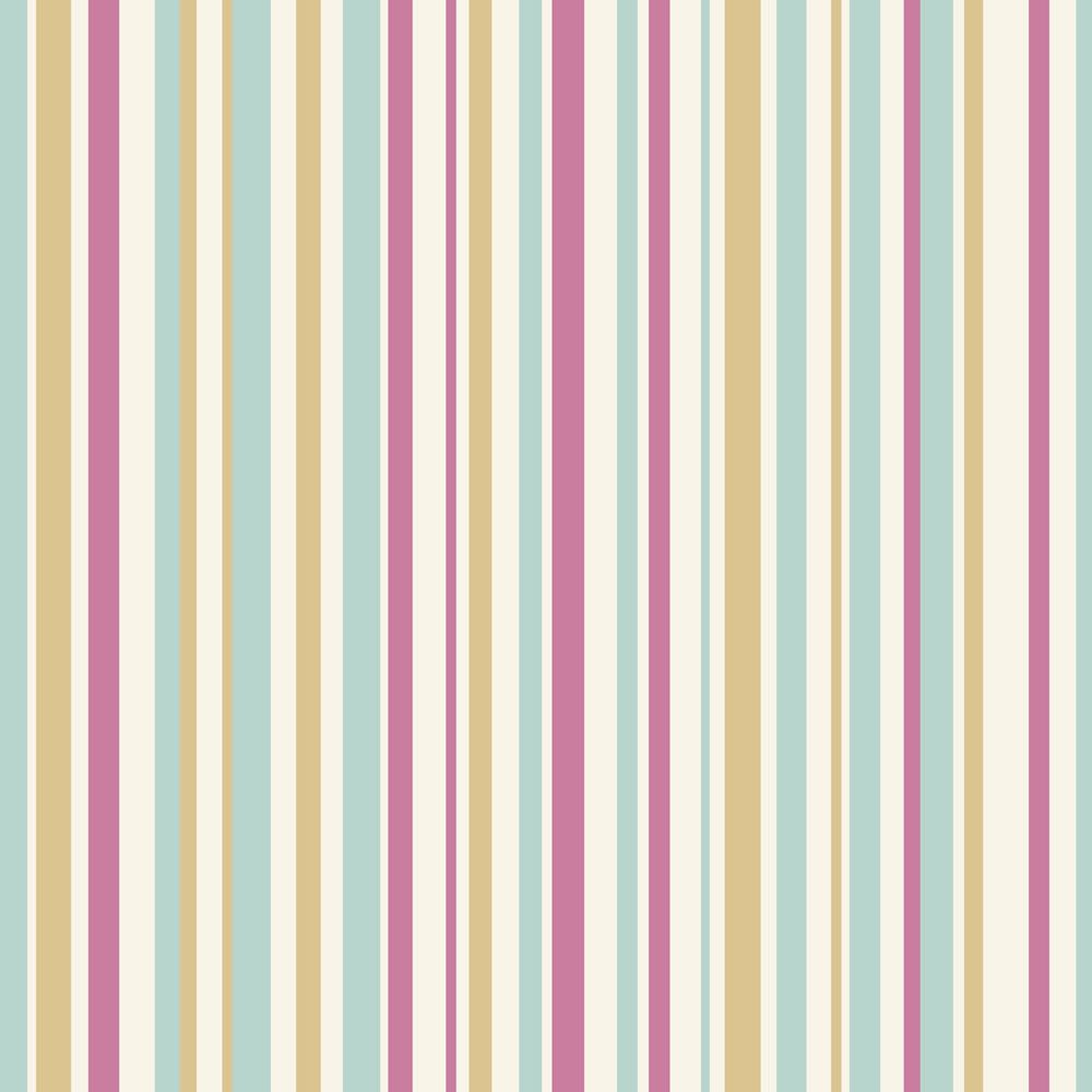 Kitchen wallpaper stripes - Arthouse Wallpaper Super Stripe Pink And Teal