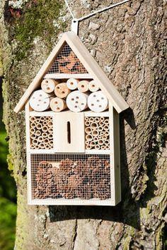 Einfaches Insektenhotel Selber Bauen Neue Etage Insektenhotel
