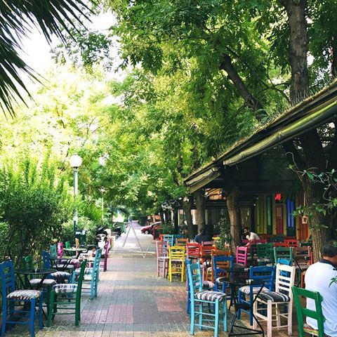 Koukaki, Athens, Greece #athens #greece