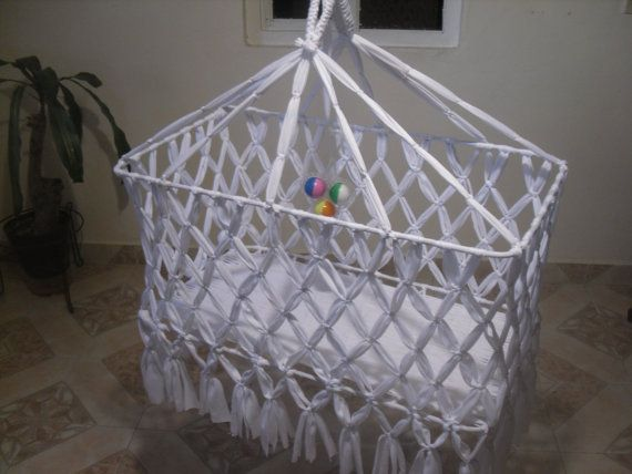 handmade baby hammock hanging crib hanging cradle traditional baby hammocks trump conventional cradles   hanging      rh   pinterest