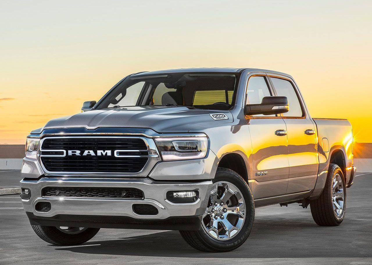 Ram Trucks >> How Hybrid Tech Made Ram Trucks Even Better 2019 Ram