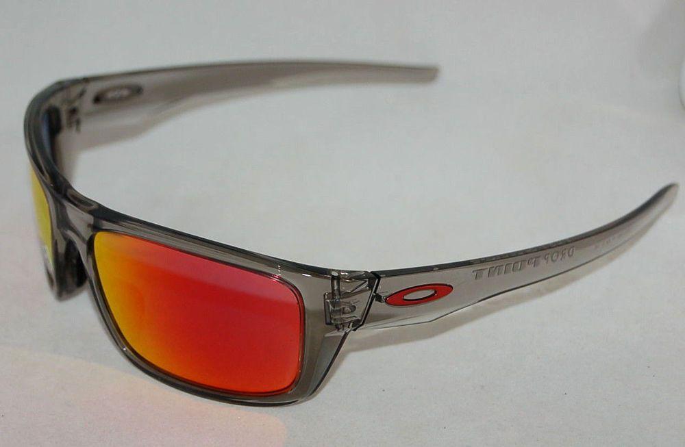 drop in ink point ruby oakley grey box oo9367 0360 w iridium New qSHwtdw