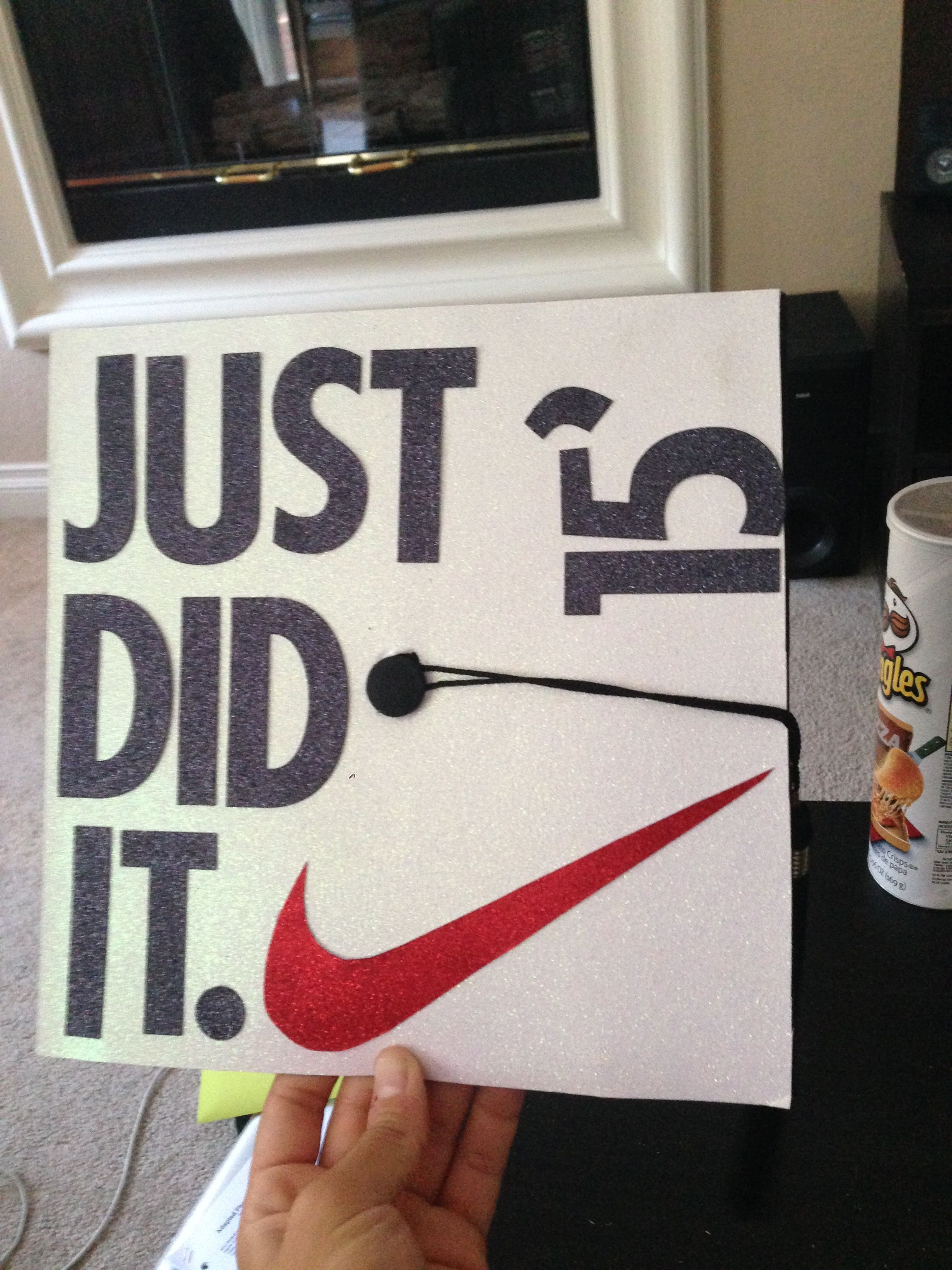 just did it nike