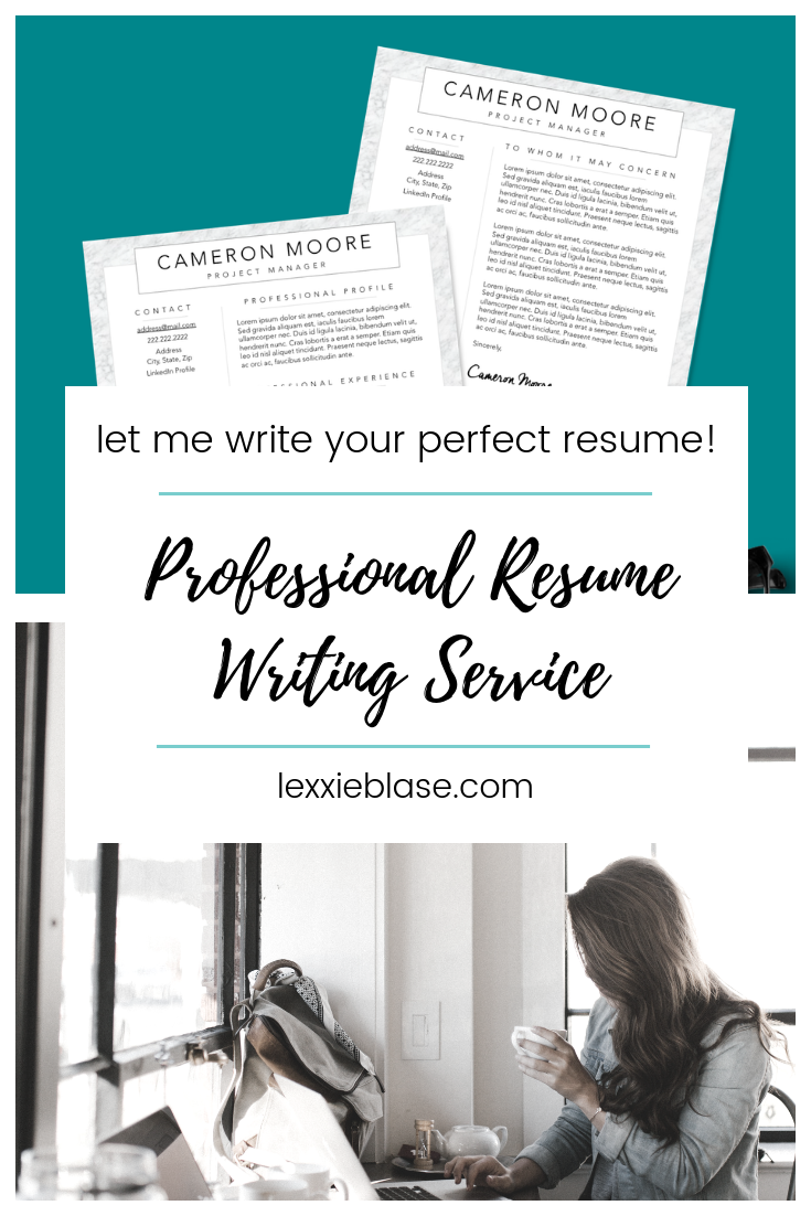 Custom resume write my
