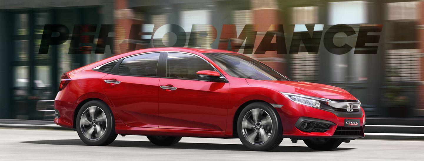 NEW CIVIC 1.5L TURBO 2017 Honda civic, Honda, Xe đẹp