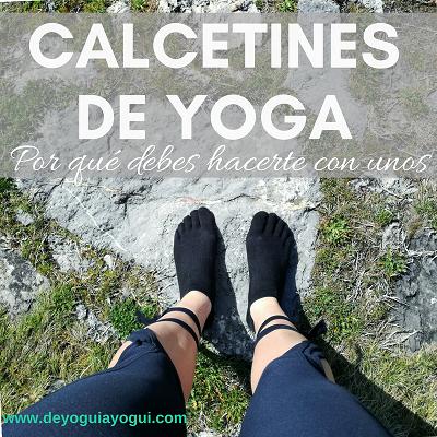 Calcetines de yoga: el complemento que no te puede faltar | Yoga ...